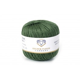 Forest Green - 100% Cotton Yarn - 50 grams