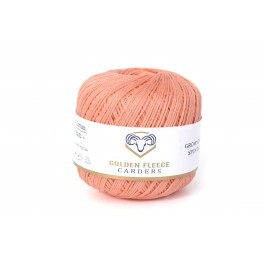 Peach Orange - 100% Cotton Yarn - 50 grams