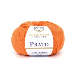 Mandarin Orange - 100% Merino Prato - 50 grams