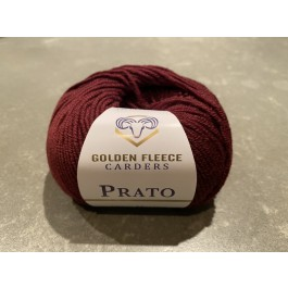 Cranberry Red - 100% Merino Prato - 50 grams