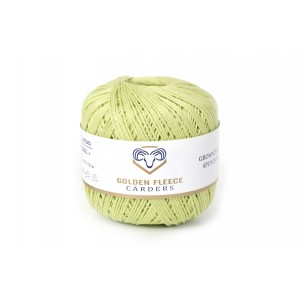 Spring Green - 100% Cotton Yarn - 50 grams