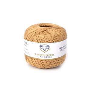 Sand Brown - 100% Cotton Yarn - 50 grams