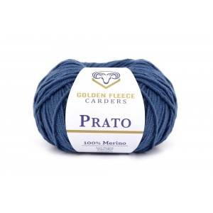 Deep Blue - 100% Merino Prato - 50 grams