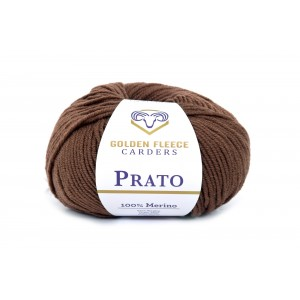 Mocca Brown - 100% Merino Prato - 50 grams