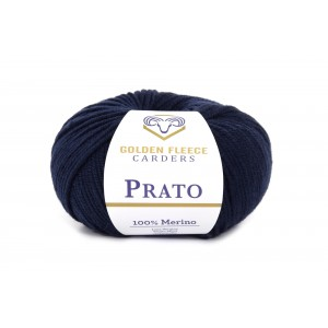 Navy Blue - 100% Merino Prato - 50 grams